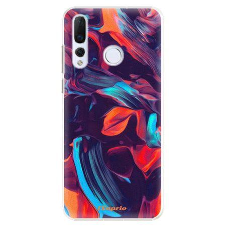 iSaprio Plastový kryt - Color Marble 19 pro Huawei Nova 4