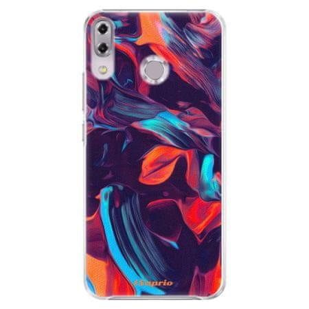 iSaprio Plastový kryt - Color Marble 19 pro Asus ZenFone 5Z ZS620KL
