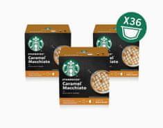 Starbucks by Nescafé Dolce Gusto Caramel Macchiato, 3 balení