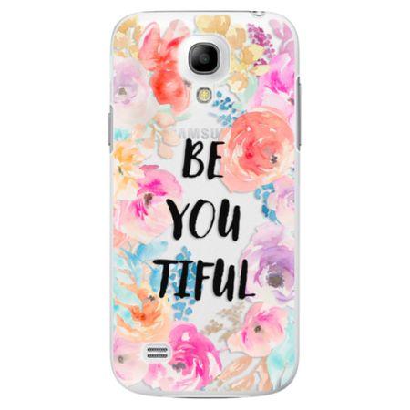 iSaprio Plastový kryt - BeYouTiful pro Samsung Galaxy S4 mini i9195