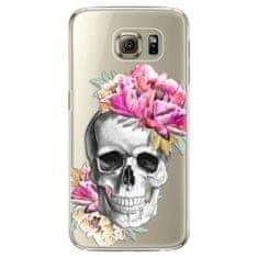 iSaprio Plastový kryt s motivem Pretty Skull