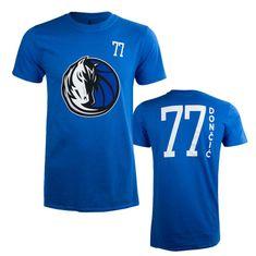 Dallas Mavericks majica Standing Tall, Luka Dončić 77