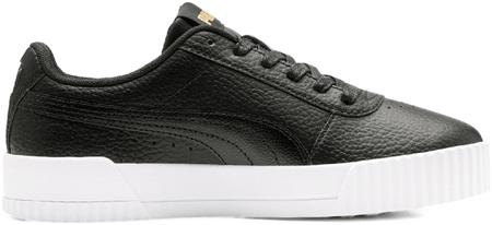 Puma ženski čevlji Carina Lux L (370281), 38, črni