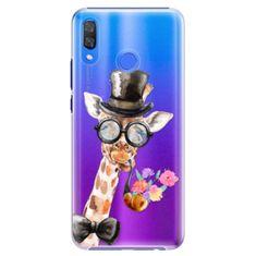 iSaprio Plastový kryt s motivem Sir Giraffe