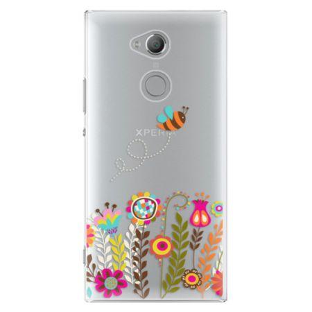 iSaprio Plastový kryt - Bee 01 pro Sony Xperia XA2 Ultra