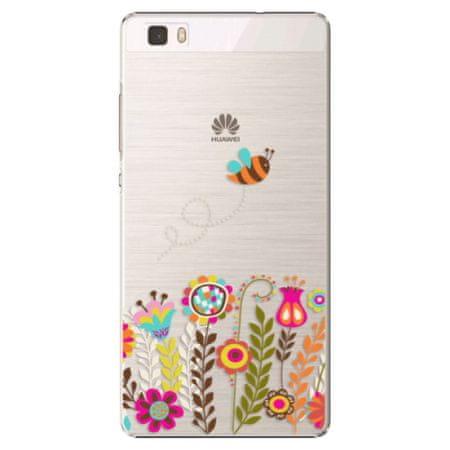 iSaprio Plastový kryt - Bee 01 pro Huawei P8 Lite