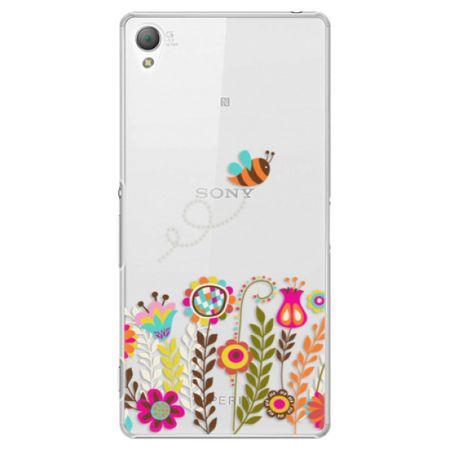 iSaprio Plastový kryt - Bee 01 pro Sony Xperia Z3