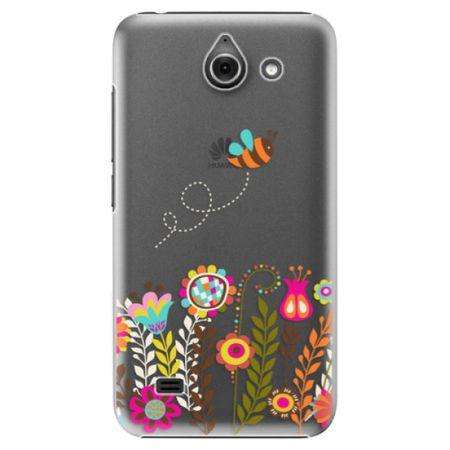 iSaprio Plastový kryt - Bee 01 pro Huawei Y550