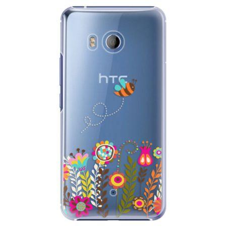 iSaprio Plastový kryt - Bee 01 pro HTC U11