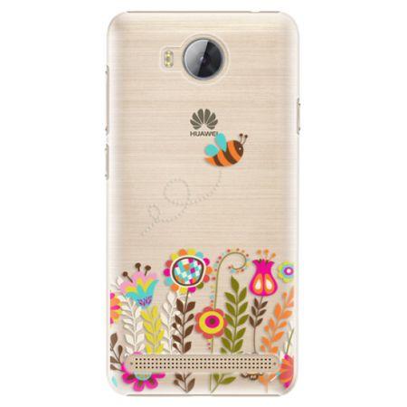 iSaprio Plastový kryt - Bee 01 pro Huawei Y3 II