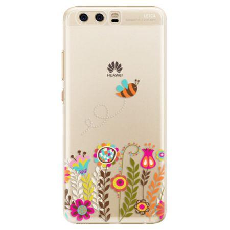 iSaprio Plastový kryt - Bee 01 pro Huawei P10