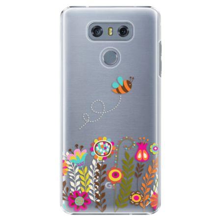 iSaprio Plastový kryt - Bee 01 pro LG H870 G6