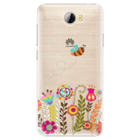 iSaprio Plastový kryt - Bee 01 pro Huawei Y5 II