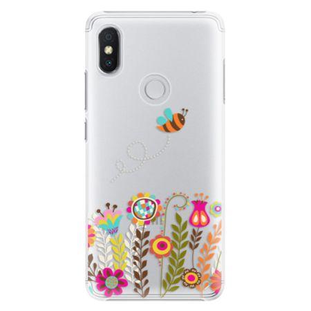 iSaprio Plastový kryt - Bee 01 pro Xiaomi Redmi S2