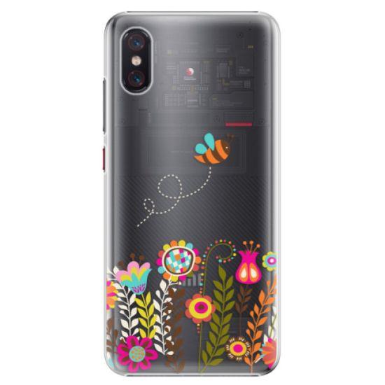 iSaprio Plastový kryt - Bee 01 pro Xiaomi Mi 8 Pro