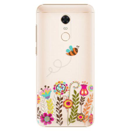 iSaprio Plastový kryt - Bee 01 pro Xiaomi Redmi 5 Plus