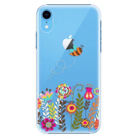iSaprio Plastový kryt - Bee 01 pro Apple iPhone Xr