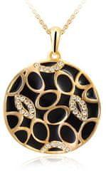 Vicca Pozlacený náhrdelník Darkness OI_140601