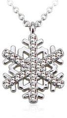 Vicca Náhrdelník ve tvaru sněhové vločky Snowflake OI_140812