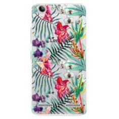 iSaprio Plastový kryt s motivem Flower Pattern 03