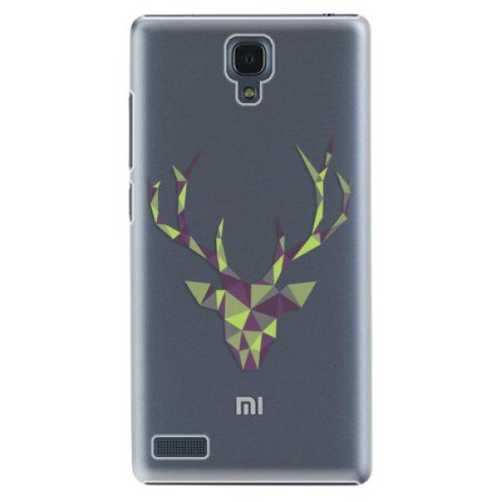 iSaprio Plastový kryt - Deer Green pro Xiaomi Redmi Note