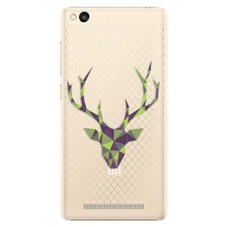iSaprio Plastový kryt - Deer Green pro Xiaomi Redmi 3