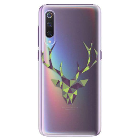 iSaprio Plastový kryt - Deer Green pro Xiaomi Mi 9