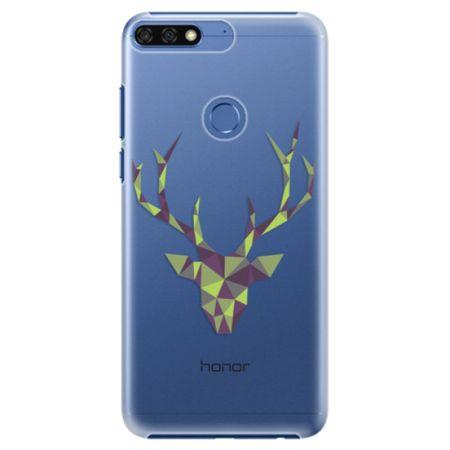 iSaprio Plastový kryt - Deer Green pro Honor 7C