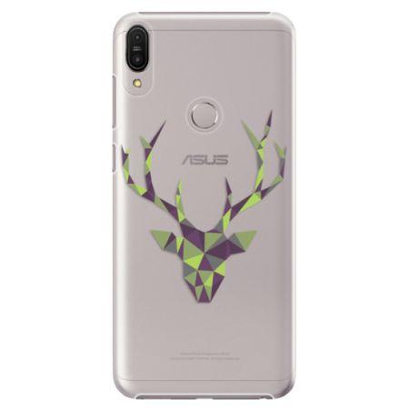 iSaprio Plastový kryt - Deer Green pro Asus Zenfone Max Pro ZB602KL