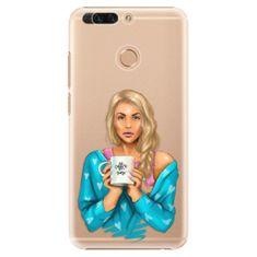 iSaprio Plastový kryt s motivem Coffe Now - Blond