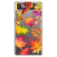 iSaprio Plastový kryt s motivem Autumn Leaves 01