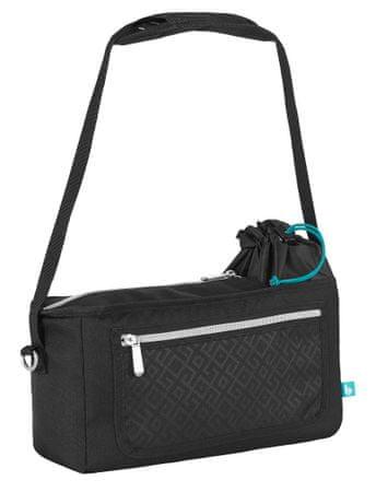 Babymoov Stroller bag organizator za na otroški voziček, črn