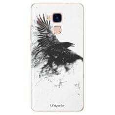 iSaprio Silikonové pouzdro s motivem Dark Bird 01