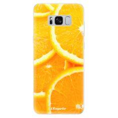 iSaprio Silikonové pouzdro s motivem Orange 10