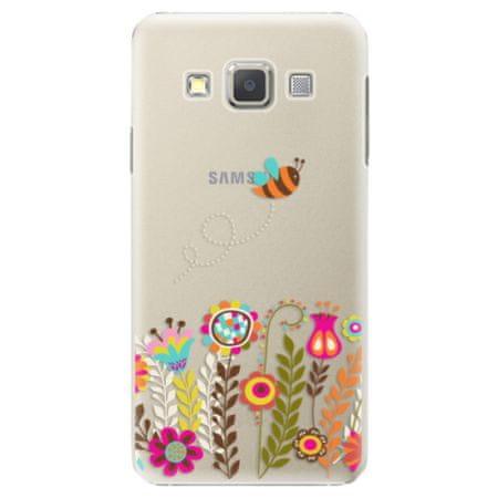 iSaprio Plastový kryt - Bee 01 pro Samsung Galaxy A7