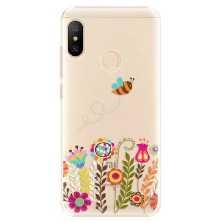iSaprio Plastový kryt - Bee 01 pro Xiaomi Mi A2 Lite