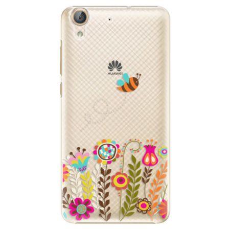 iSaprio Plastový kryt - Bee 01 pro Huawei Y6 II
