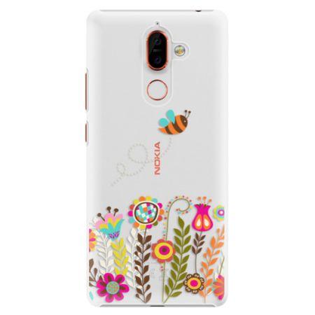 iSaprio Plastový kryt - Bee 01 pro Nokia 7 Plus