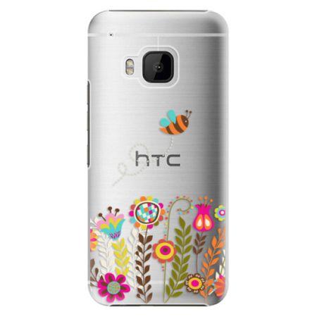 iSaprio Plastový kryt - Bee 01 pro HTC One M9