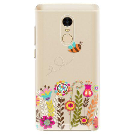 iSaprio Plastový kryt - Bee 01 pro Xiaomi Redmi Note 4