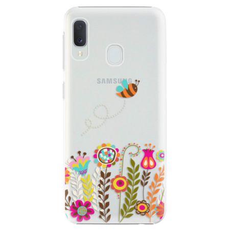 iSaprio Plastový kryt - Bee 01 pro Samsung Galaxy A20e