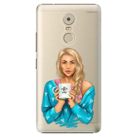 iSaprio Plastový kryt - Coffe Now - Blond pro Lenovo Vibe K6 Note