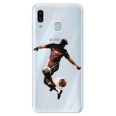 iSaprio Silikonové pouzdro s motivem Fotball 01