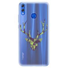 iSaprio Silikonové pouzdro s motivem Deer Green