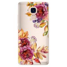 iSaprio Silikonové pouzdro s motivem Fall Flowers