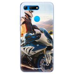 iSaprio Silikonové pouzdro s motivem Motorcycle 10