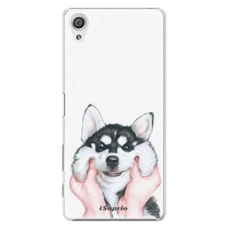 iSaprio Plastový kryt - Malamute 01 pro Sony Xperia X
