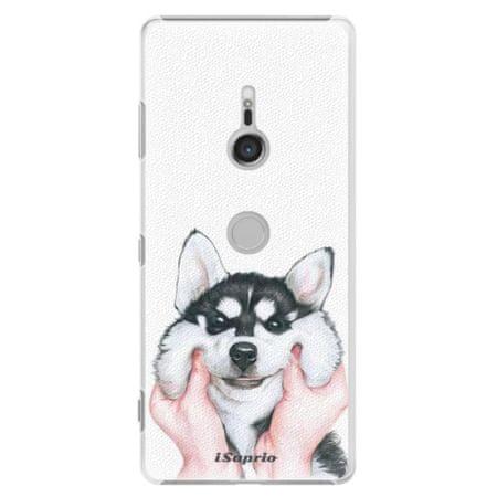 iSaprio Plastový kryt - Malamute 01 pro Sony Xperia XZ3