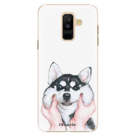 iSaprio Plastový kryt - Malamute 01 pro Samsung Galaxy A6 plus
