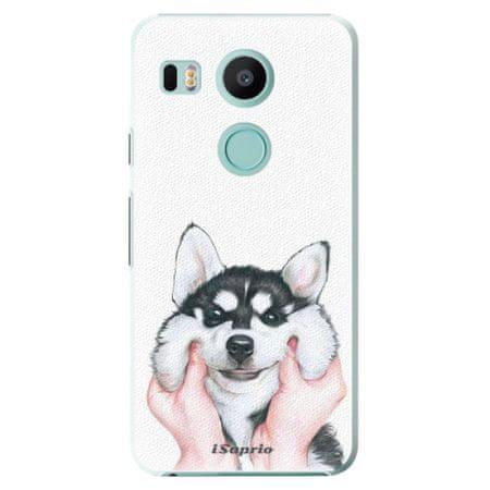 iSaprio Plastový kryt - Malamute 01 pro LG Nexus 5X